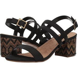 NWB Aerosoles Womens Mid Size Sandals